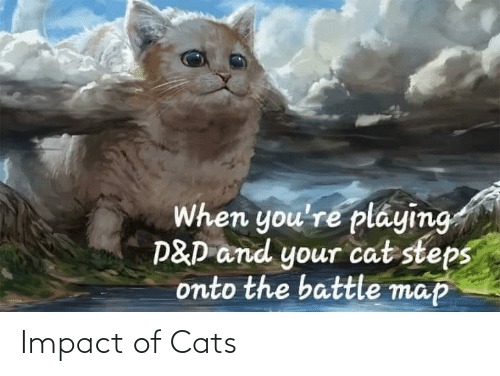 Impact Of: Impact of Cats