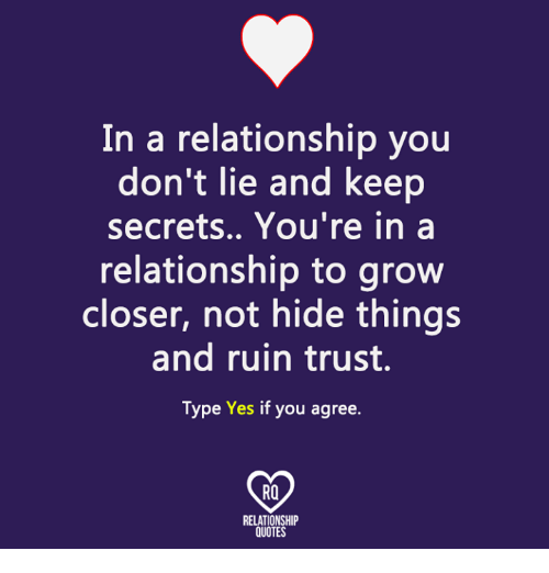 how to make trust in a relationship