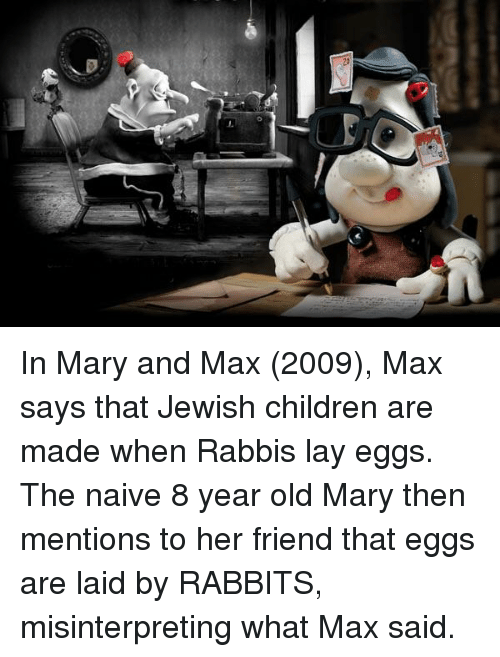 25 Best Memes About Mary And Max Mary And Max Memes