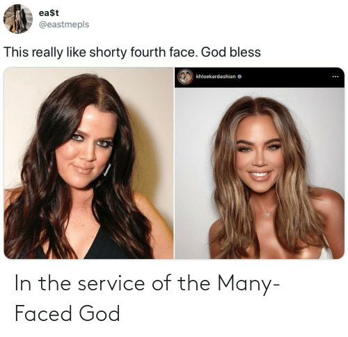 faced: In the service of the Many-Faced God