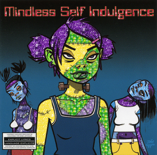 Lyrics, Language, and May: indless SelF Indulgence  cONTAING LANGLAGE WCH MAY DE  UNSUITABLE FOR SOME LSTENERS  EXPLICIT LYRICS  LANGUAGE EXPLICITE  CONTIENT UN LANGUAGE QUI PEUT ETE  NCONVENABLE POUR CENTAINS AUDITEURS  t