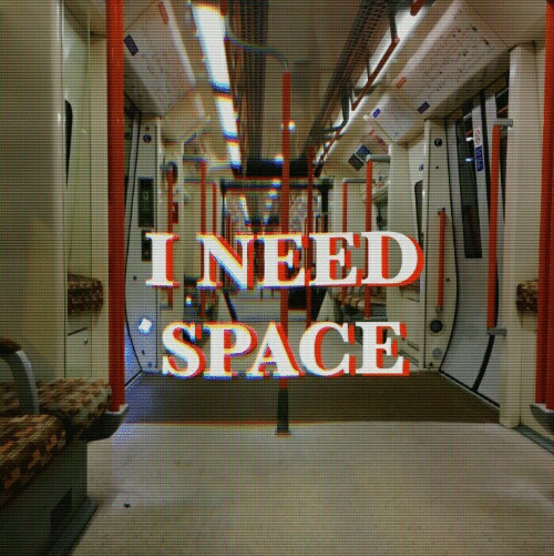 Space and Ineed: INEED  SPACE