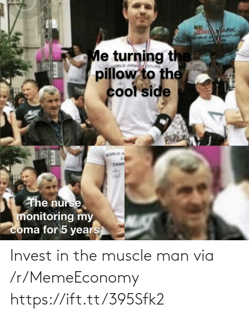 invest: Invest in the muscle man via /r/MemeEconomy https://ift.tt/395Sfk2