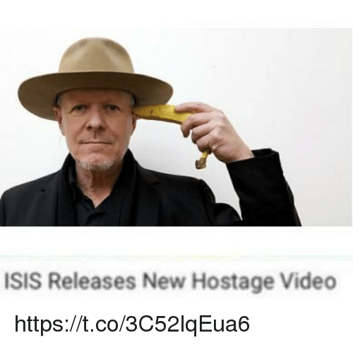 Isis, Video, and Hostage: ISIS Releases New Hostage Video https://t.co/3C52lqEua6
