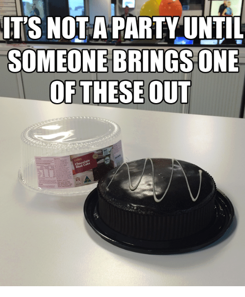 Memes, 🤖, and One: ITS NOT A PARTYUNTIL  SOMEONE BRINGS ONE  OFTHESEOUT