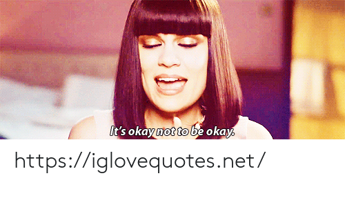 Okay, Net, and Href: It's okay not to be okays https://iglovequotes.net/