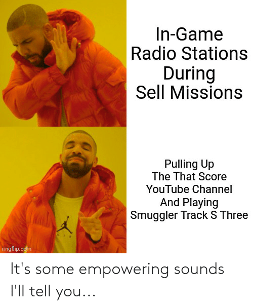Empowering: It's some empowering sounds I'll tell you...