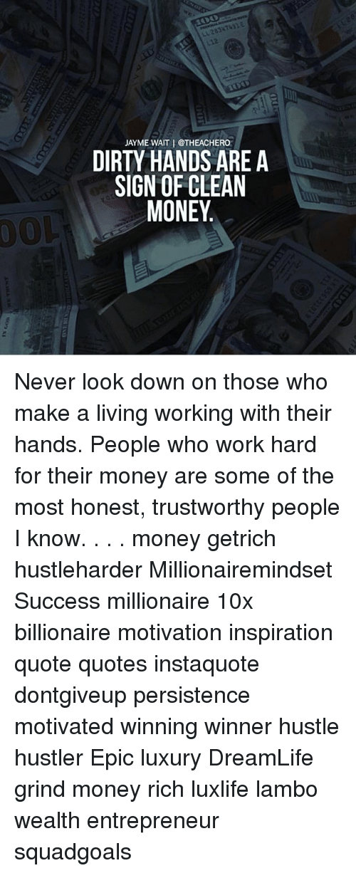 money is the only motivator for those who work 1998) while most people agree that money cannot buy everything, in organizations there is a widespread belief that money plays a major role in motivating people organizations spend a lot of time, effort and money in designing and implementing the right performance management schemes and incentive schemes to motivate their executives.