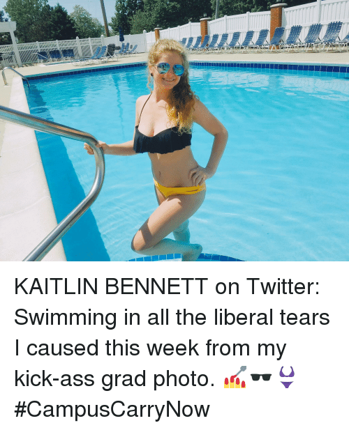 Ass, Twitter, and Swimming