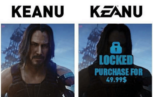 For, Keanu, and Locked: KEANU  KEANU  LOCKED  PURCHASE FOR  49.99$