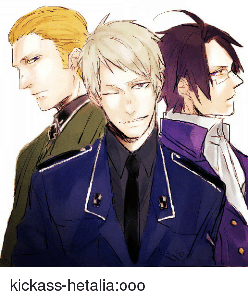 Target, Tumblr, and Blog: kickass-hetalia:ooo
