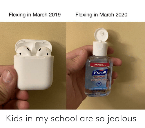 School: Kids in my school are so jealous