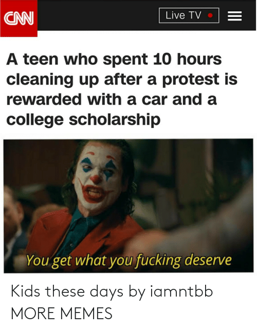 Kids: Kids these days by iamntbb MORE MEMES