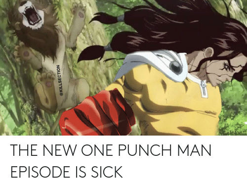 🦅 25+ Best Memes About One Punch Man Episode 1 | One Punch Man