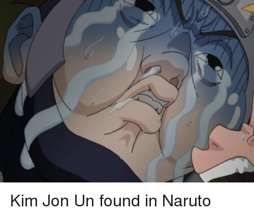 Naruto, Kim, and Jon