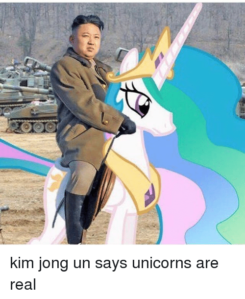unicorns are real after all
