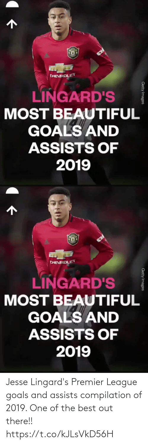 Out There: KOH  CHEVROLET  LINGARD'S  MOST BEAUTIFUL  GOALS AND  ASSISTS OF  2019  Getty Images   KOH  CHEVROLET  LINGARD'S  MOST BEAUTIFUL  GOALS AND  ASSISTS OF  2019  Getty Images Jesse Lingard's Premier League goals and assists compilation of 2019.   One of the best out there!! https://t.co/kJLsVkD56H