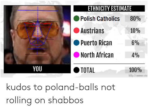 rolling: kudos to poland-balls not rolling on shabbos