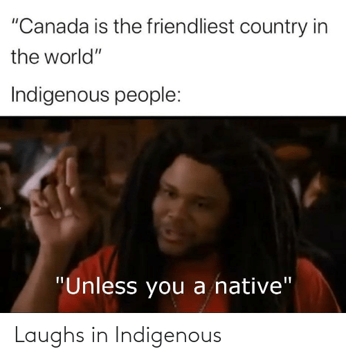indigenous: Laughs in Indigenous