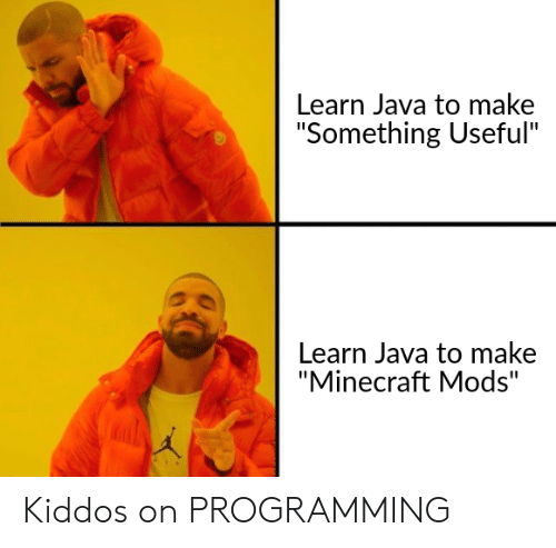 """Minecraft, Java, and Programming: Learn Java to make  """"Something Useful""""  Learn Java to make  Minecraft Mods"""" Kiddos on PROGRAMMING"""