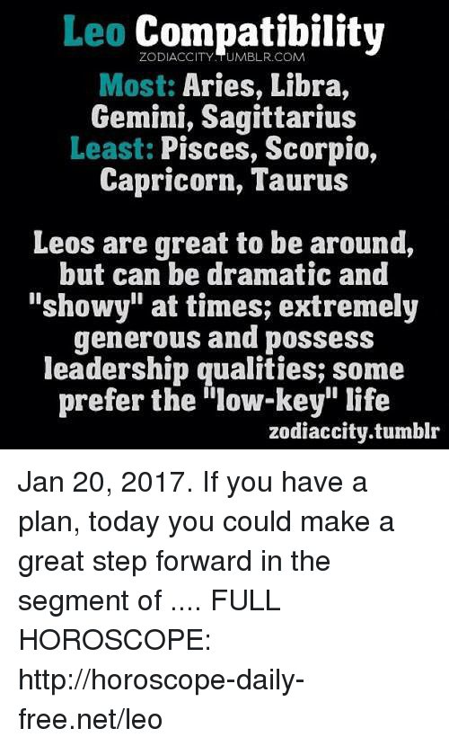 who is scorpio compatible with today