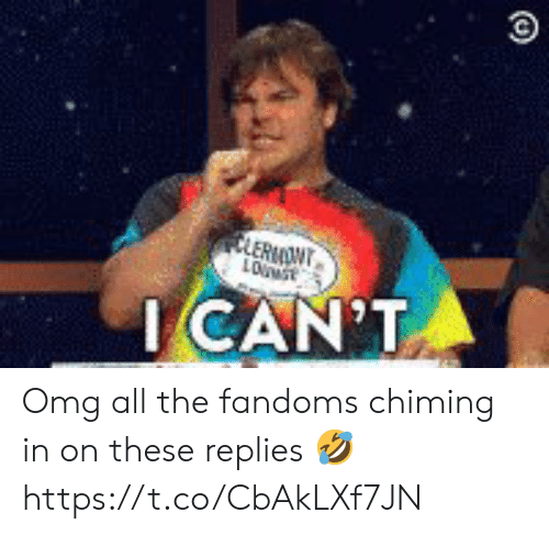 Memes, Omg, and All The: LEPANT  I CAN'T Omg all the fandoms chiming in on these replies 🤣 https://t.co/CbAkLXf7JN