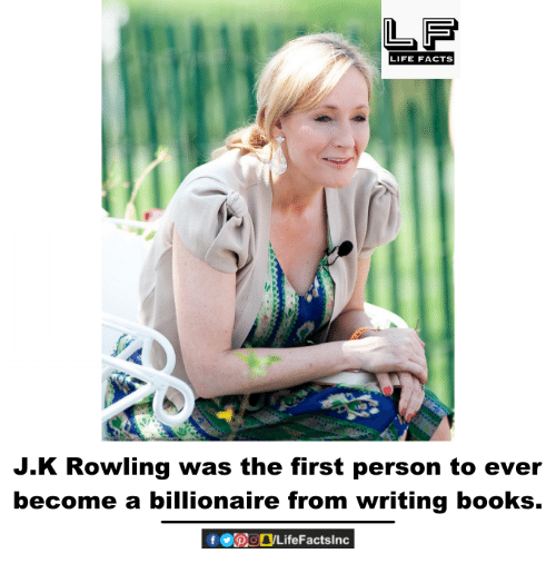 """exploring the life of j k rowling In her brief autobiography the not especially fascinating life so far of j k  rowling, she notes, """"certainly the first story i ever wrote down."""