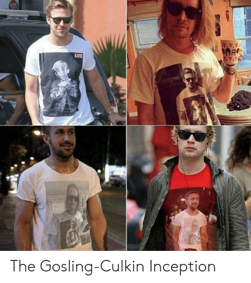 Inception: LIFE The Gosling-Culkin Inception