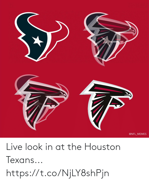 Houston: Live look in at the Houston Texans... https://t.co/NjLY8shPjn
