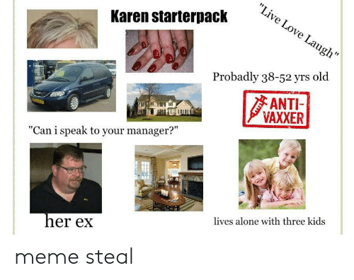 Karen The Speak To The Manager Anti Vaxxer Mom Turned Meme Vox