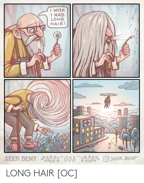 Hair: LONG HAIR [OC]