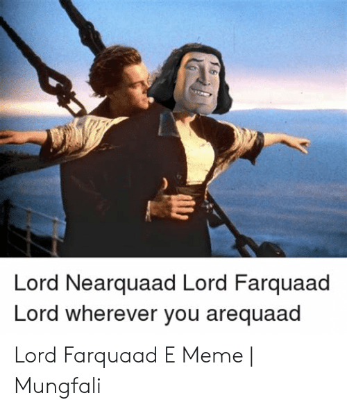 25 Best Memes About Farquaad Lord Farquaad Lord Memes