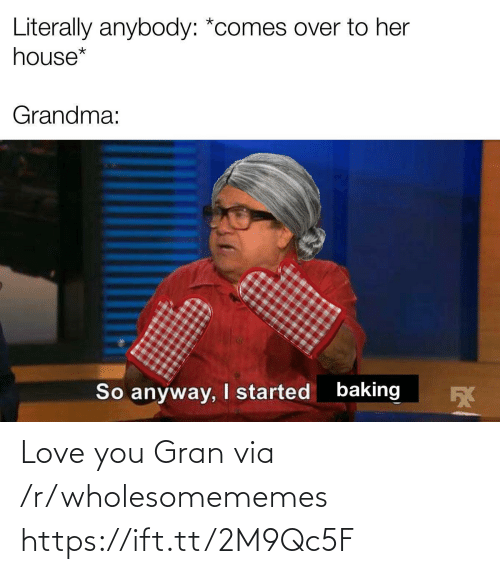 R Wholesomememes: Love you Gran via /r/wholesomememes https://ift.tt/2M9Qc5F