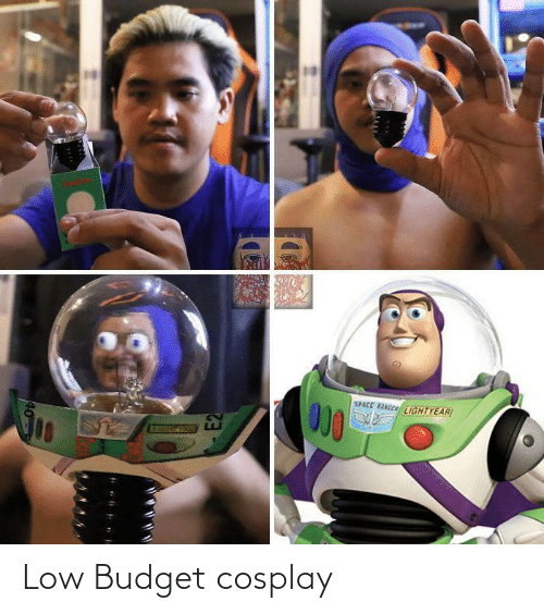 Cosplay: Low Budget cosplay