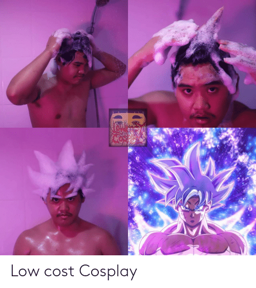 Low: Low cost Cosplay