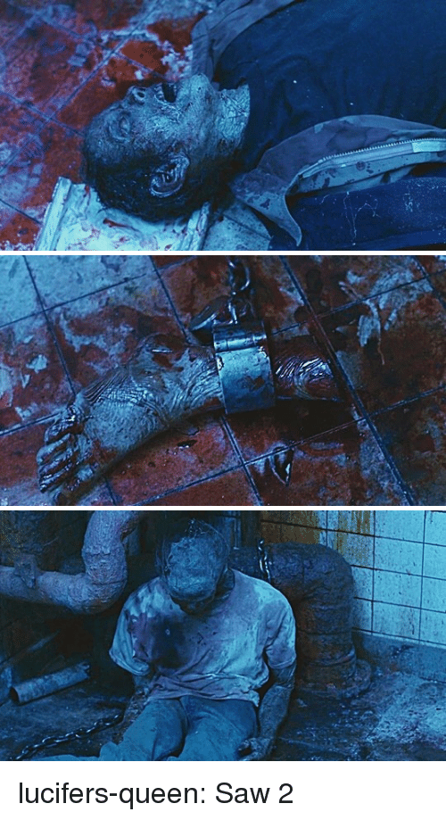 saw 2: lucifers-queen: Saw 2