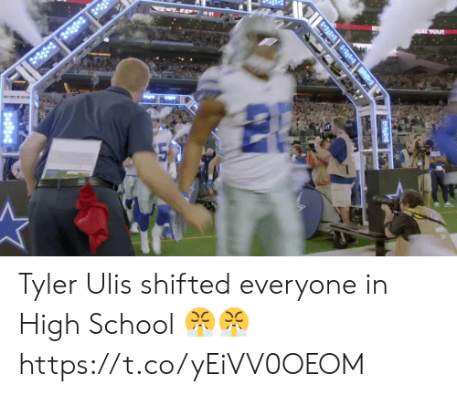 Tyler: LVFT  TERNATION  Balleds  10  SEE Tyler Ulis shifted everyone in High School 😤😤 https://t.co/yEiVV0OEOM