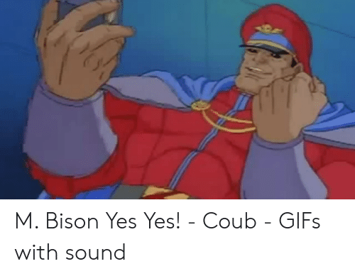 c433bc07721 🦅 25+ Best Memes About M Bison Yes | M Bison Yes Memes