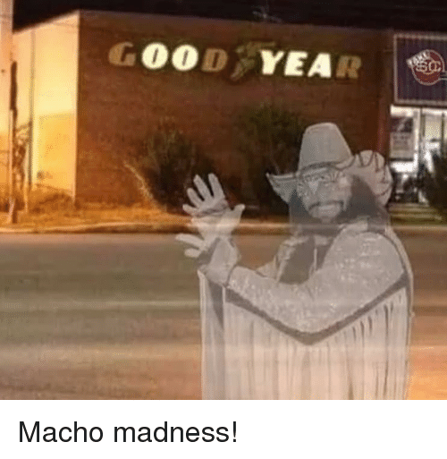 Memes, 🤖, and Madness: Macho madness!