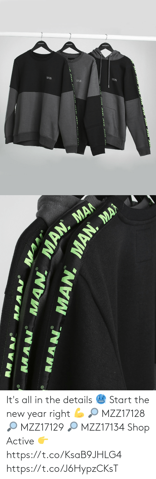 Maa: MAN  MAN  MAN   MAN. MAN  MAN  MAN MAN. MAN, MAA It's all in the details 🥶  Start the new year right 💪 🔎 MZZ17128 🔎 MZZ17129 🔎 MZZ17134  Shop Active 👉 https://t.co/KsaB9JHLG4 https://t.co/J6HypzCKsT