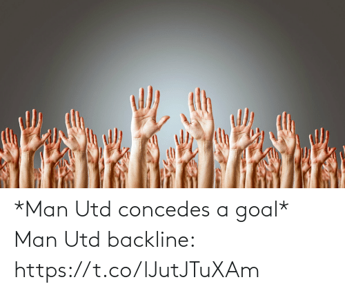 utd: *Man Utd concedes a goal*  Man Utd backline: https://t.co/lJutJTuXAm