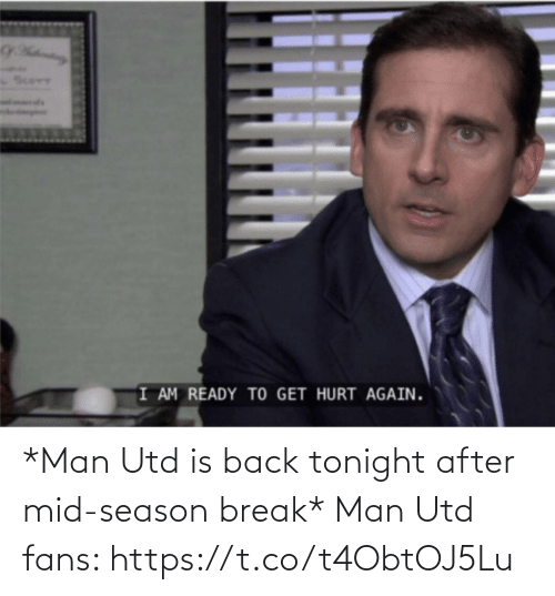 utd: *Man Utd is back tonight after mid-season break*  Man Utd fans: https://t.co/t4ObtOJ5Lu