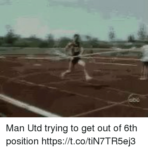 Soccer, Man Utd, and Man: Man Utd trying to get out of 6th position https://t.co/tiN7TR5ej3