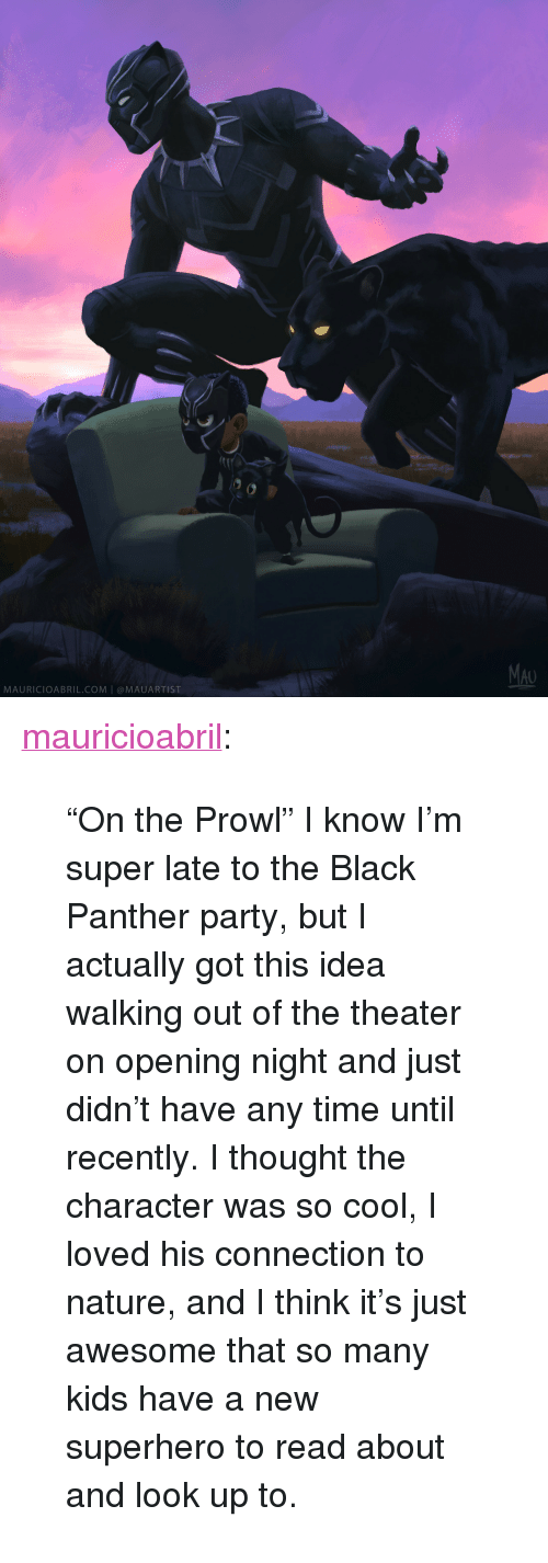 """Party, Superhero, and Tumblr: MAO  MAURICIOABRIL.COM