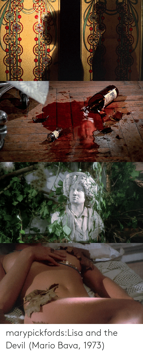 Devil: marypickfords:Lisa and the Devil (Mario Bava, 1973)
