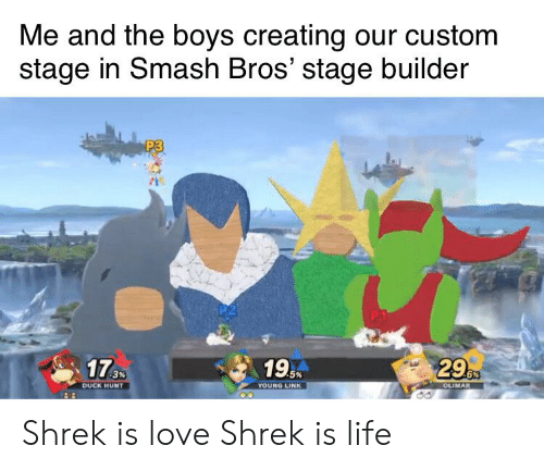 Smash Bros and Smash Bros Meme on Conservative Memes