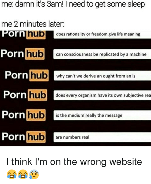 derivative: me: damn it's 3am! I need to get some sleep  me 2 minutes later.  nub  does rationality or freedom give life meaning  Corn  Porn  hub  can consciousness be replicated by a machine  Porn  hub  why can't we derive an ought from an is  Porn  hub  does every organism have its own subjective rea  Porn  hub  is the medium really the message  Porn hub  are numbers real I think I'm on the wrong website 😂😂😰