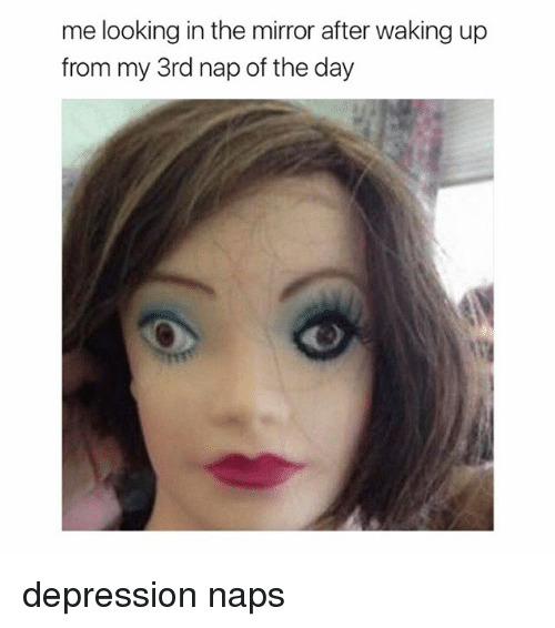 25+ Best Memes About the Mirror