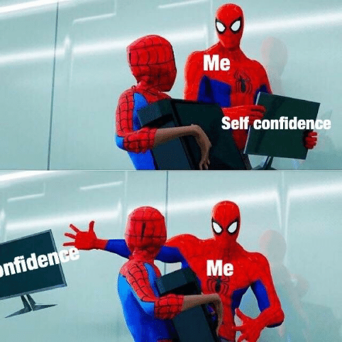 Confidence, Self, and Self Confidence: Me  Self confidence  nfiden  Me