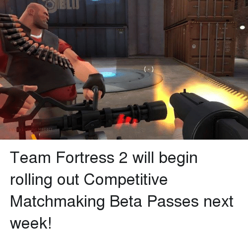 TF2 co op matchmaking